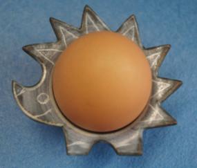 Eierbecher Igelfein