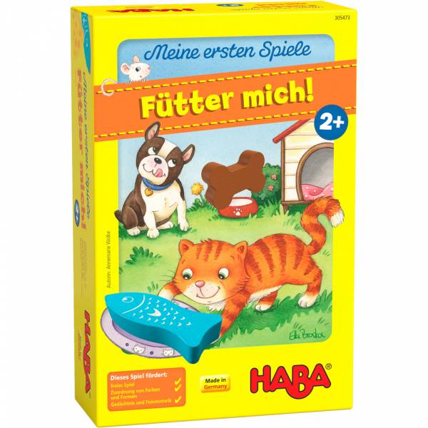 Meine ersten Spiele – Fütter mich!