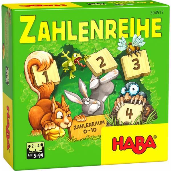 HABA Zahlenreihe