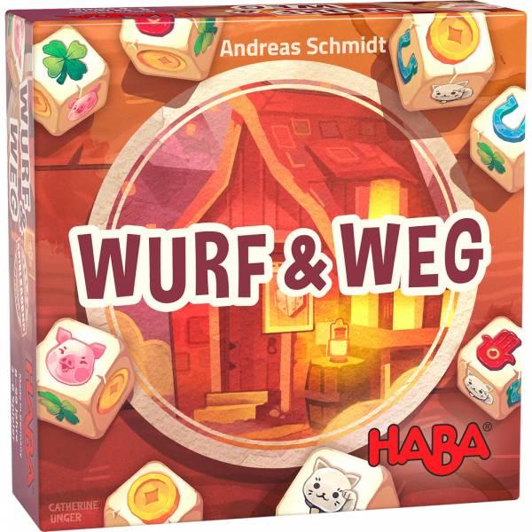 HABA Wurf & Weg