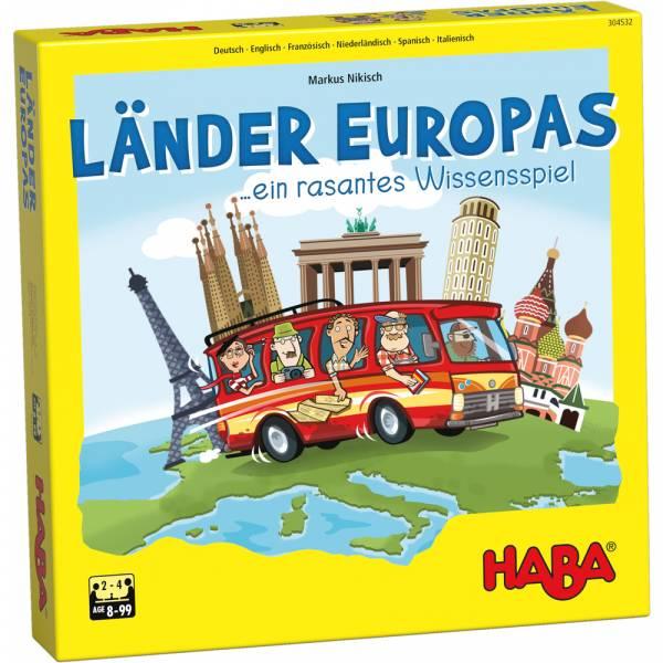 HABA Spiel Länder Europas
