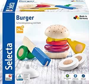 Schneideset Burger