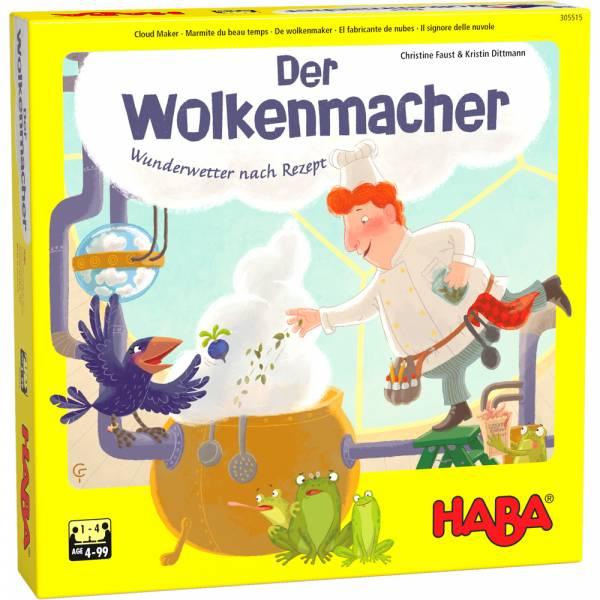 HABA Spiel Der Wolkenmacher - Wunderwetter