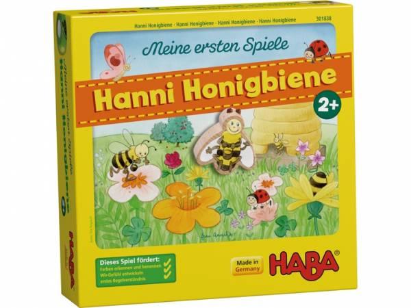 Meine ersten Spiele – Hanni Honigbiene