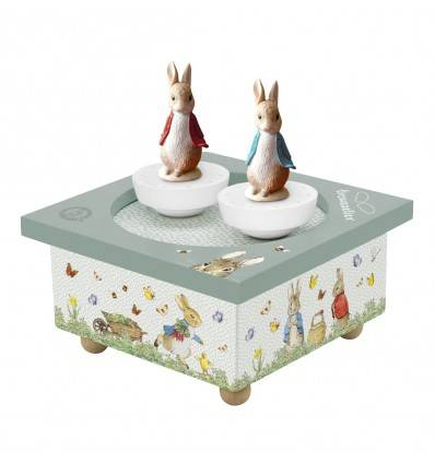 "TROUSSELIER Spieldose ""Peter Rabbit"""