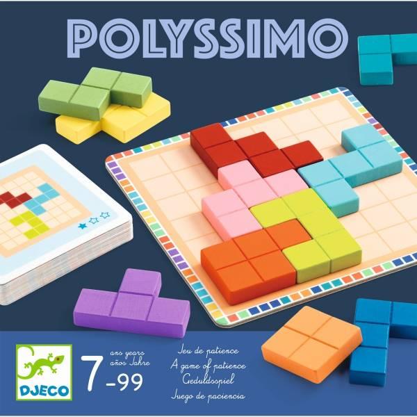 DJECO Knobelspiele Polyssimo
