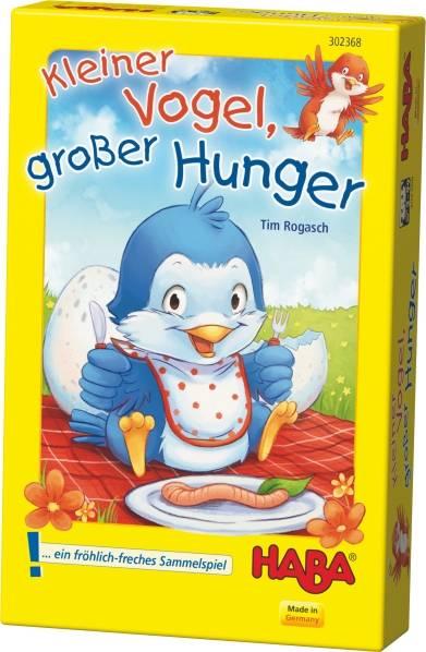 HABA Kleiner Vogel, großer Hunger