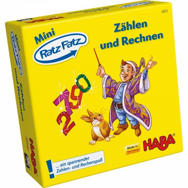HABA Mini Ratz Fatz Zählen und Rechnen