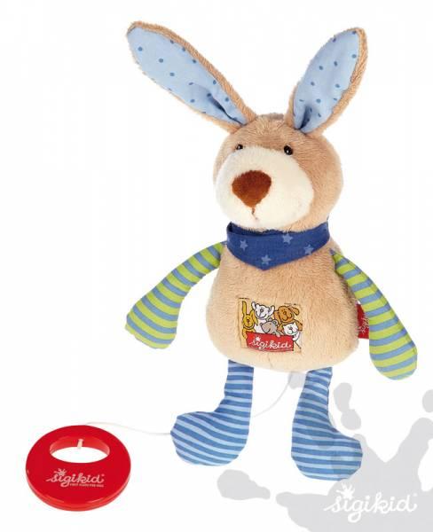 SIGIKID Spieluhren · Spieluhr Hase