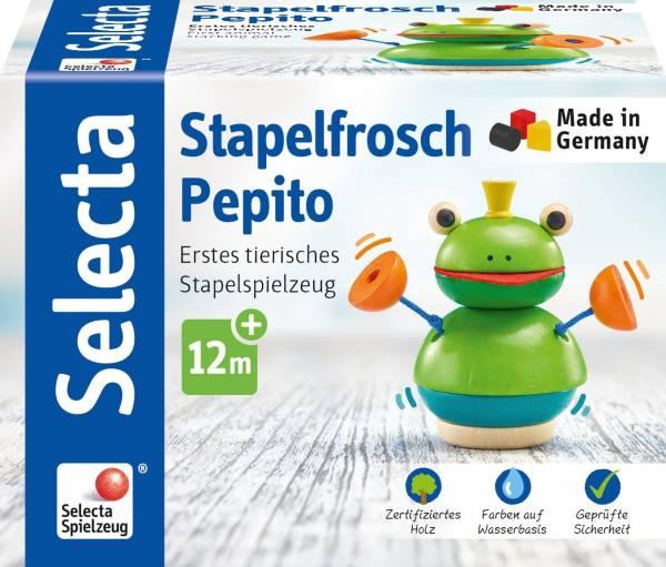 SELECTA Stapelfrosch Pepito