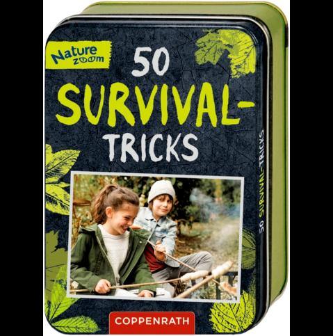 50 Survival-Tricks (Nature-Zoom)