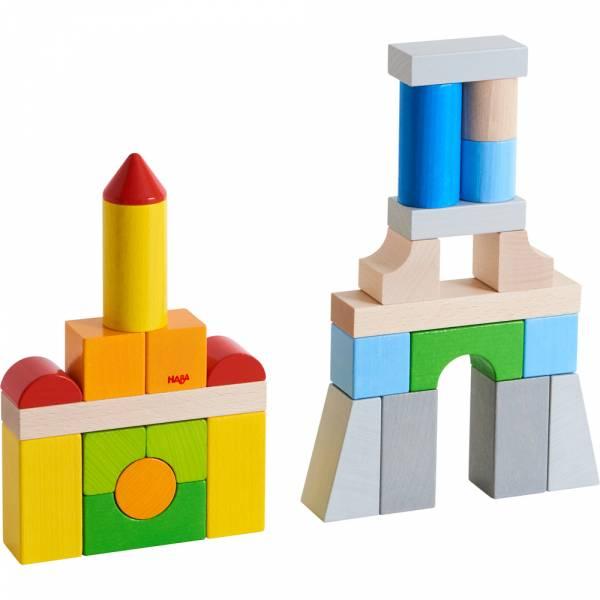 HABA Bausteine – Grundpackung, bunt