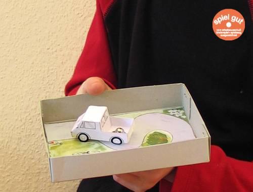 KRAUL Magnetauto (Experimentierbox)