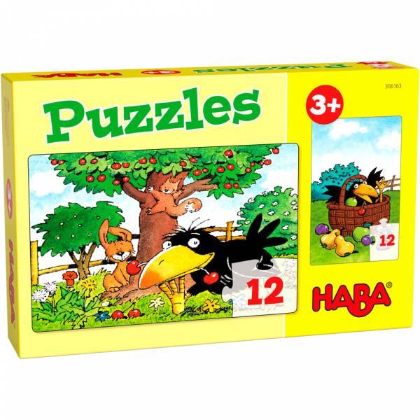 HABA Puzzle Obstgarten