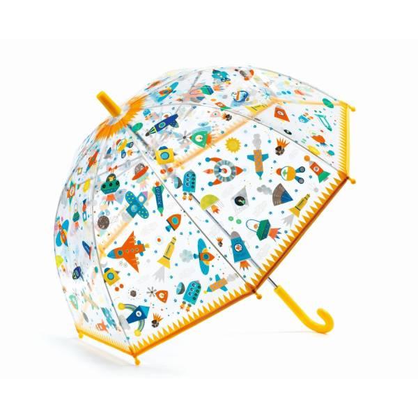 """DJECO Regenschirm """"Weltall"""""""