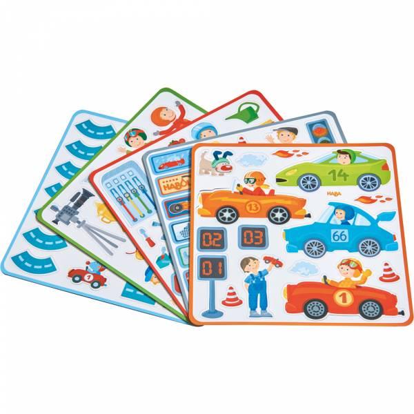 HABA Magnetspielbox Bauer