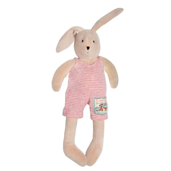 MOULIN ROTY Kleines Kaninchen Sylvain (La Grande Famille) 30 cm