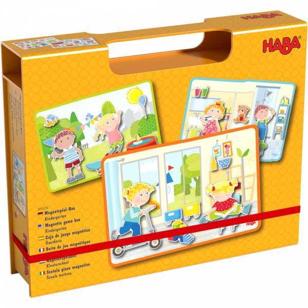 HABA Magnetspiel-Box Kindergarten
