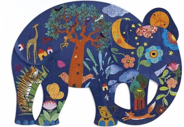 DJECO PUZZ'ART Elefant