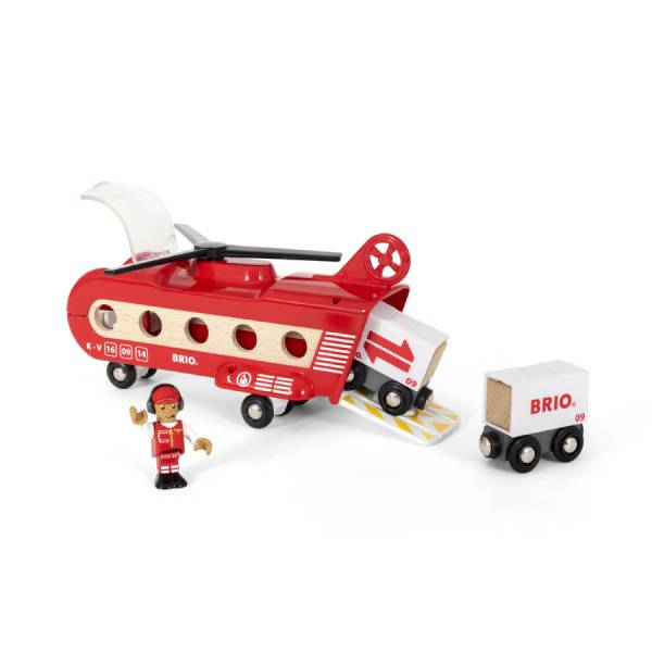 BRIO Transporthubschrauber