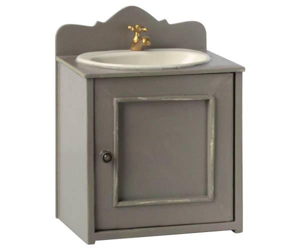 MAILEG Miniatur-Badezimmerspüle