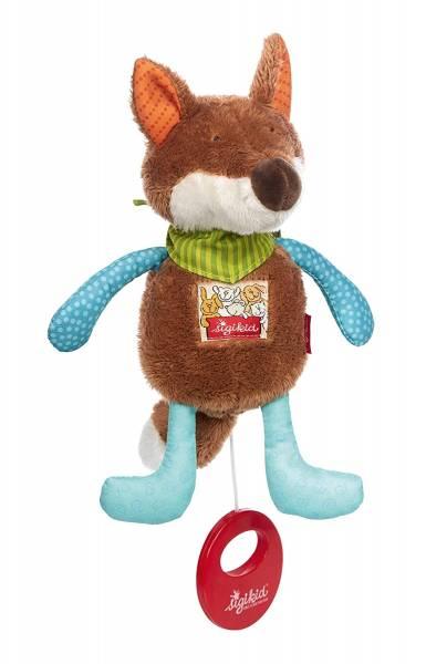 SIGIKID Mini-Spieluhr Fuchs