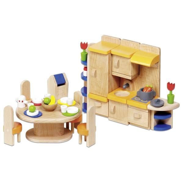 "Puppenstubenmöbel ""Küche"""