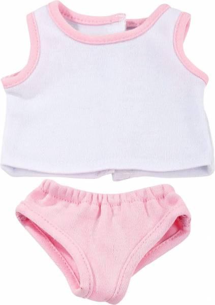 Unterwäsche pink Gr. S/XL (Puppen von 30 - 50 cm)