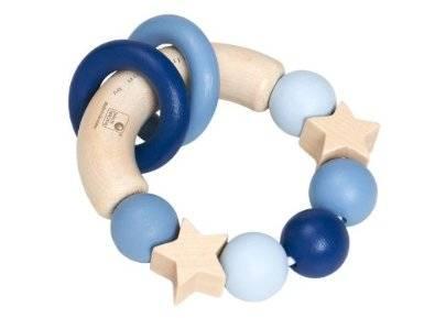 "SELECTA Greifling ""Glücksgriff"" (Bellybutton), blau"