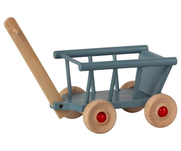 MAILEG Handwagen (Blau)