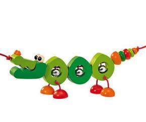 Crocolini-Kinderwagenkette