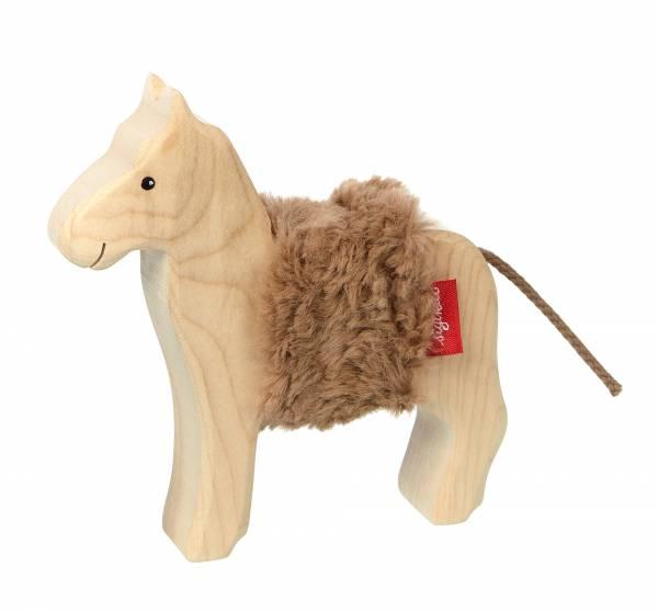 SIGIKID Holztier Pferd, Cudly Wudly