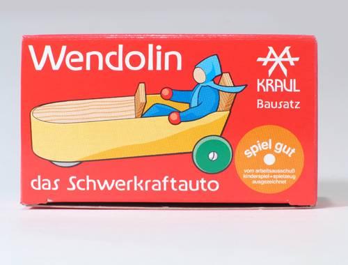 KRAUL Wendolin das Schwerkraftauto
