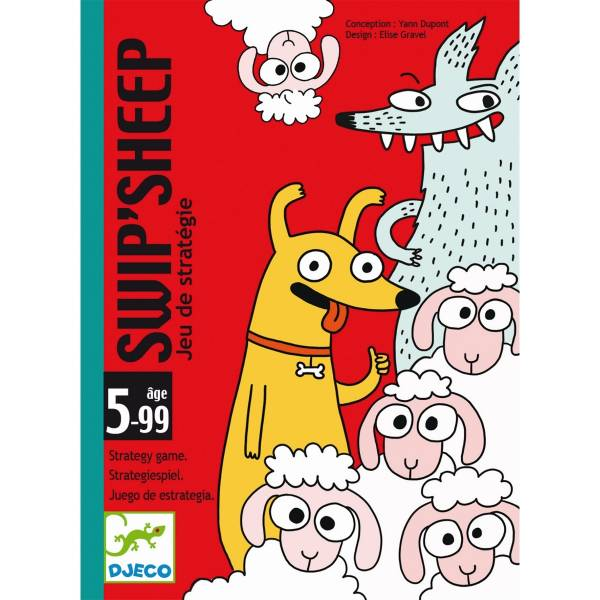 Kartenspiel Swip 'Sheep