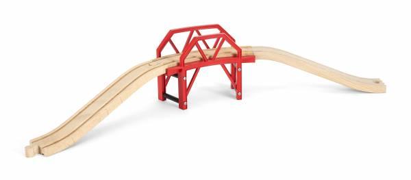 BRIO Bahnbrücke mit Auffahrten