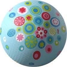 "Ball ""Blumenwelt"" (Naturkautschuk)"
