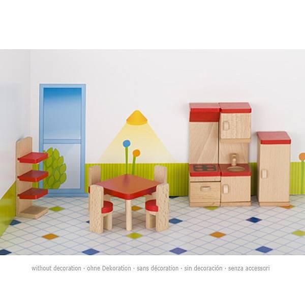 Puppenstubenmöbel Küche