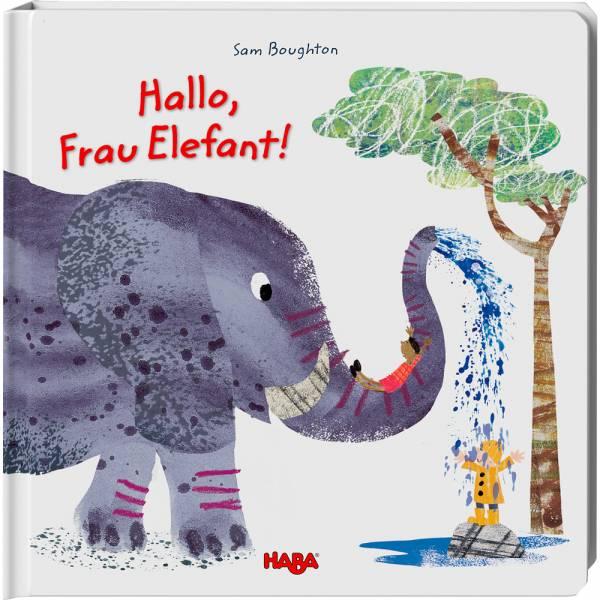 HABA Hallo, Frau Elefant!