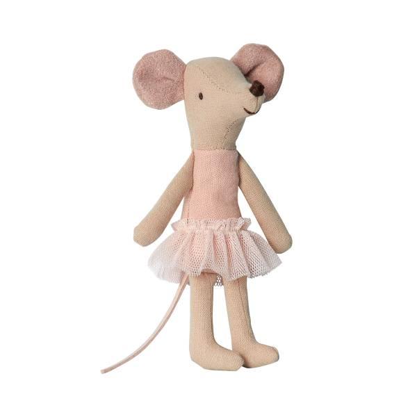 MAILEG Ballerina-Maus, kleine Schwester
