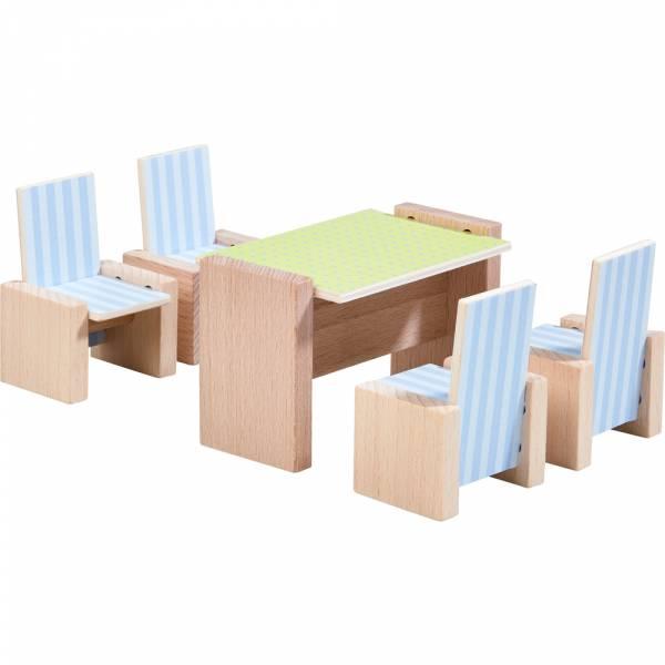 Little Friends – Puppenhaus-Möbel Esszimmer