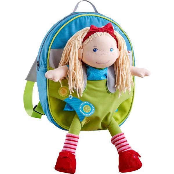 HABA Kinder-Puppenrucksack Sommerwiese