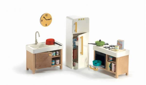 Puppenhaus: Küche