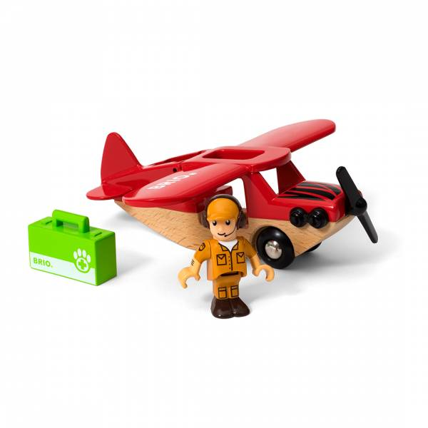 BRIO Safariflugzeug