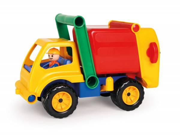 LENA Aktive Müllwagen