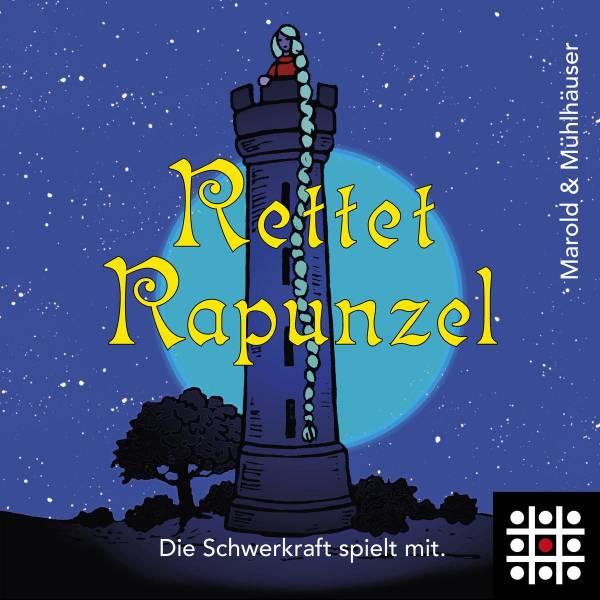 STEFFEN SPIELE Rettet Rapunzel (Geschicklichkeitsspiel)