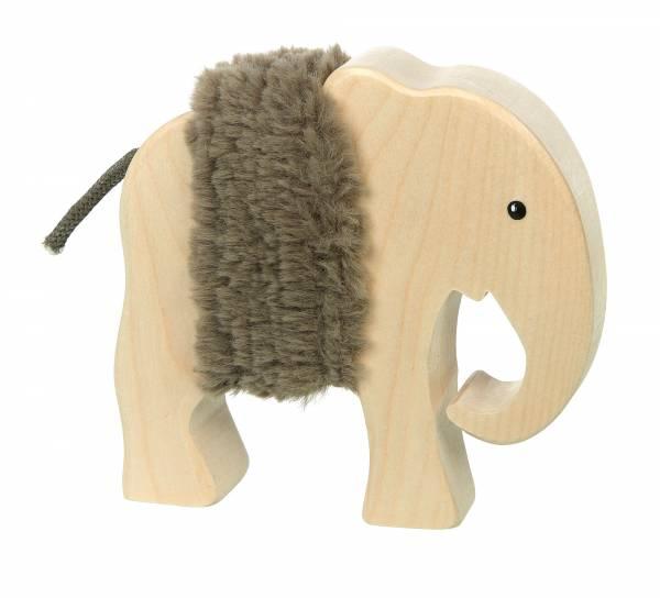 SIGIKID Holztier Elefant, Cudly Wudly