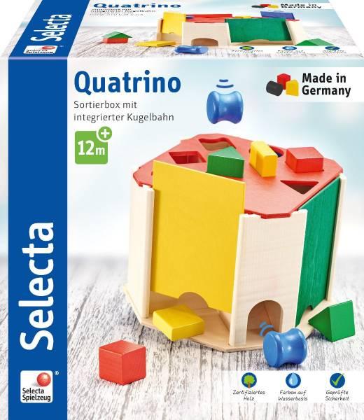 SELECTA Quatrino Sortierbox