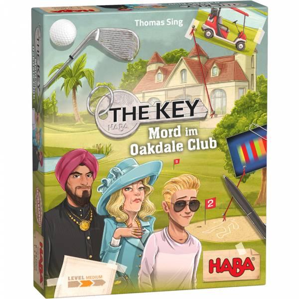 HABA The Key – Mord im Oakdale Club