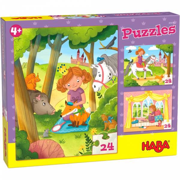 HABA Puzzles Prinzessin Valerie