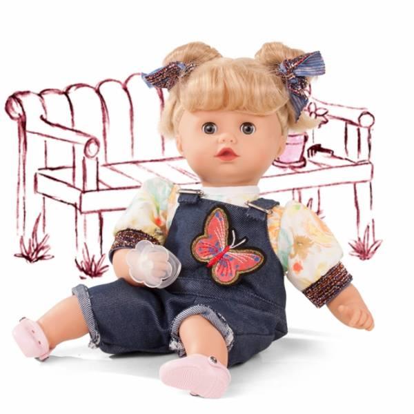 Puppen-Set Muffin Macaron (33 cm), 6-teilig